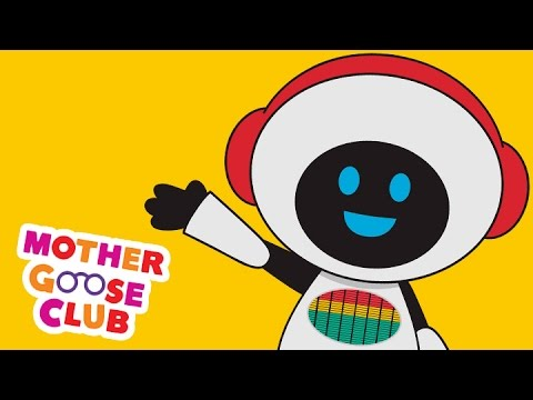 Rockin' Robot - Mother Goose Club Rhymes for Kids