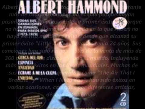 ALBERT HAMMOND - FANTASMA- original