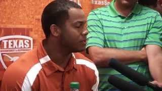 Football fall camp profile: Jordan Hicks [Aug. 11, 2014]