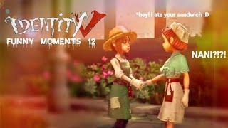 ★Identity V★ Funny Moments #12✩