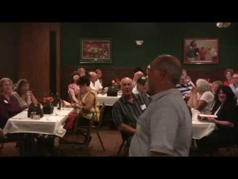 TYRONE AREA HIGH SCHOOL CLASS OF 1974 40TH REUNION ( SEGMENT 2 )