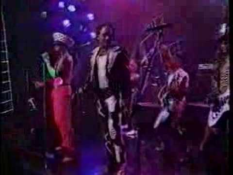 Cameo - Word Up Live on Arsenio