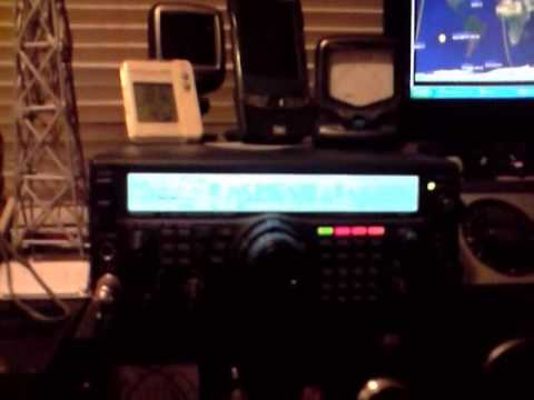 HAM RADIO - How To Make A VO-52 SAT QSO