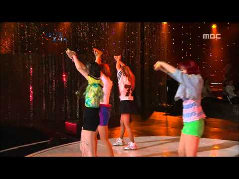 Wonder Girls - Be My Baby,  -   , Beautiful Concert 20120626