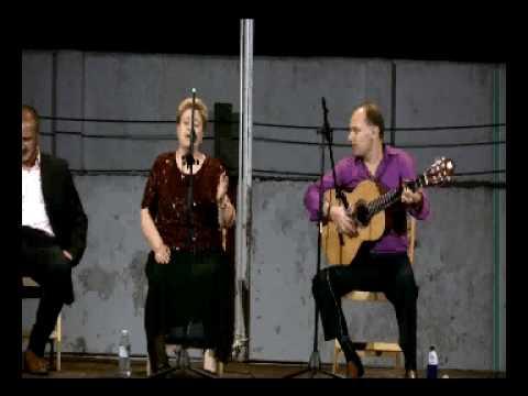 Alegrías de Córdoba (2nd part), N. Hernández, J. Maíz. EL Barraco (Avila) Verano Cultural 2009