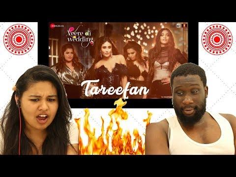 Download Lagu  BRITISH PEOPLE REACT TO TAREEFAN | VEERE DI WEDDING | QARAN FT BADSHAH Mp3 Free