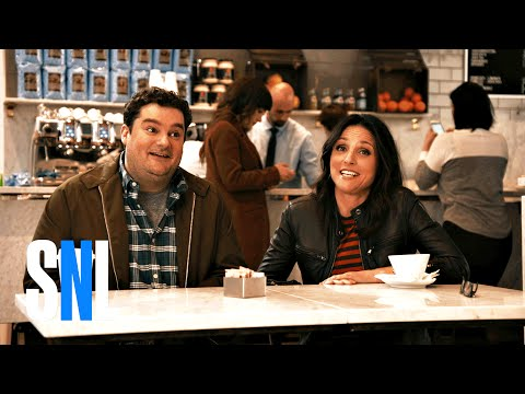 SNL Host Julia Louis-Dreyfus Gets Bobby a Role on Veep!