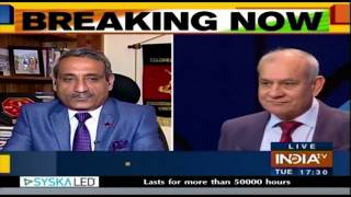 War-room: 5 Army Generals Explain India's War Plan Against Pakistan To Avenge Pulwama Attack |Part 2