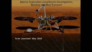 Jim Green - Mars and International Cooperation - 19th Annual International Mars Society Convention