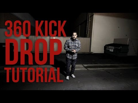 How to Breakdance   360 Kick Drop   Poe One (Style Elements) thumbnail
