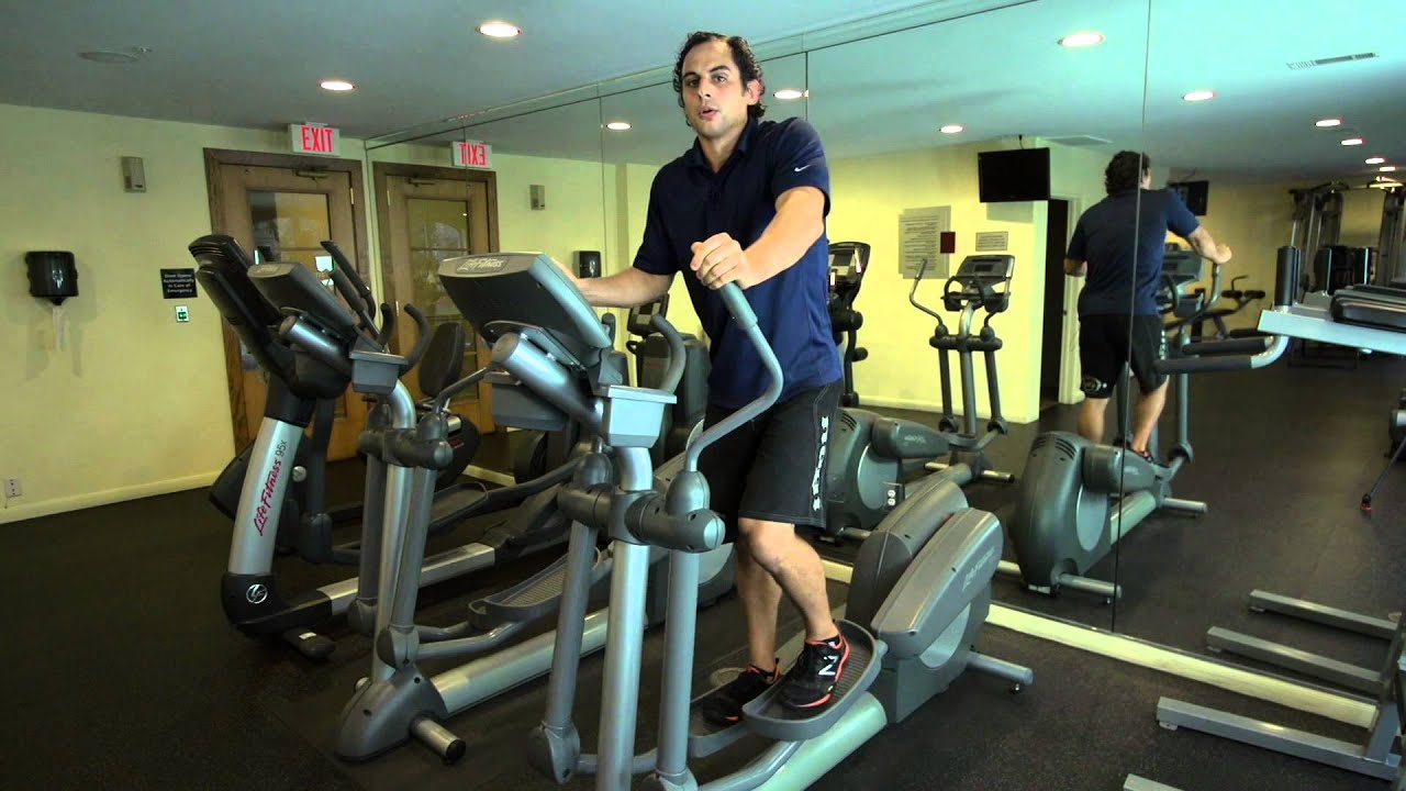 How To Use Gym Elliptical Machines For Flat Abs Amp Firm