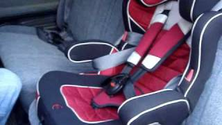 BabySafe 3 in1 Car Seat/Booster Installation - ALLBABY LIMITED