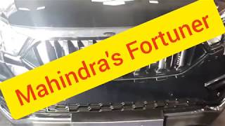Mahindra's Fortuner - Alturas Reviews ( English)