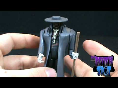 Toy Spot - Matty Collector Exclusive Justice League Unlimited Fan Collection Scarecrow Figure