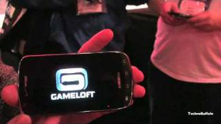 Samsung 4G LTE Phone Demo