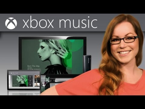 Microsoft Goes Hard with Xbox Music & SmartGlass