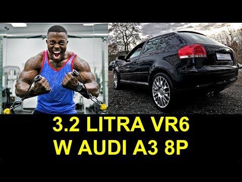 NAJWIĘKSZY Silnik Z Oferty: Audi A3 8P 3.2 VR6 Z Niemiec