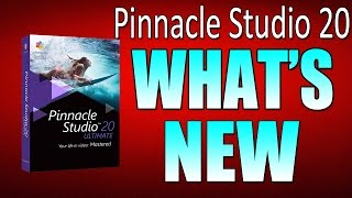 Pinnacle Studio 20 Ultimate Review and Tutorial | What