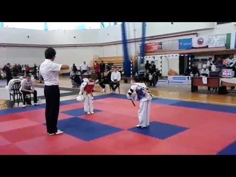 Соревнования по тэквондо (тхэквондо)
