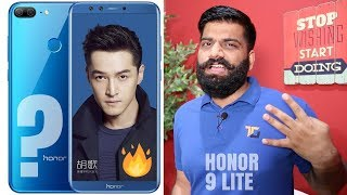 Honor 9 Lite - Quad Camera Vision! Really??? My Opinions