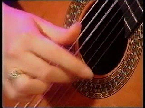 Karin Schaupp - Recuerdos de la Alhambra (Francisco Tarrega)