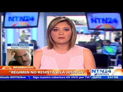 """""""Este es el comienzo del fin de Nicolás Maduro"""": Andrés Pastrana tras condena a Leopoldo López"""