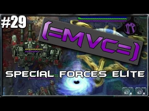 (=MVC=) Starcraft 2 Custom Games: Special Forces Elite