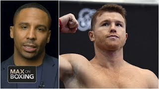 Andre Ward has concerns about Canelo bulking up vs. Kovalev | Max on Boxing