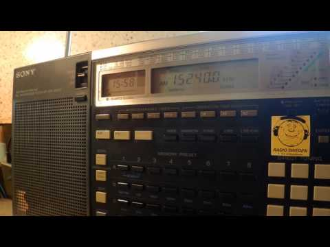 22 05 2016 WWRB with old Interval Signal of Radio South Africa to Af, ME 1558 on 15240 Morrison