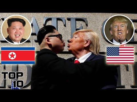Top 10 Totally INSANE Laws In North Korea
