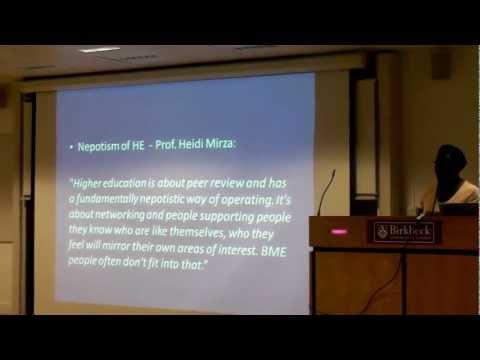 Queen Nzingha Lectures 2: Black Women in Academia. Dr Ama Biney