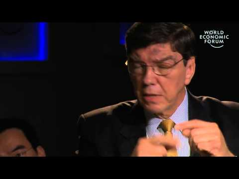 Davos 2013 - An Insight, An Idea with Clayton Christensen