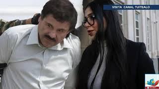 Los mensajes secretos entre 'el Chapo', su esposa y su amante