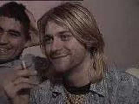 Kurt Cobain's Opinion of Eddie