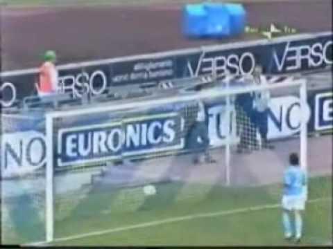 Napoli-Roma 0-3 (Coppa Italia)