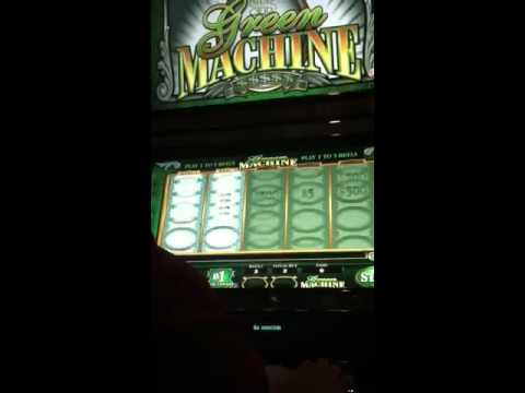 Stingy slot machine