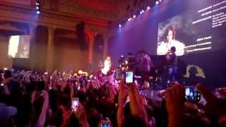 Yoshiki Classical Live in Bangkok / after the concert
