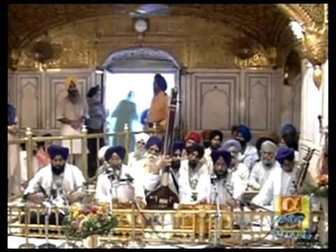 Mere Man Bhaj Ram Naam Sabh Artha - Bhai Narinder Singh - Live...
