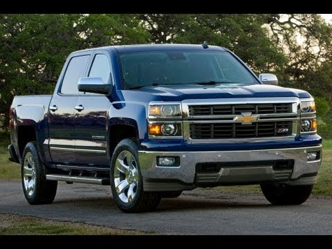 2014 Chevrolet Silverado Z71 Start Up and Review 5.3 L V8