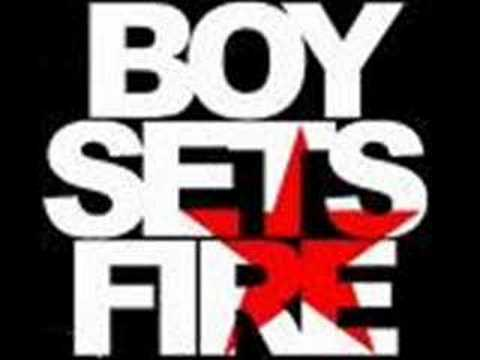 Boy Sets Fire - Fade To Black