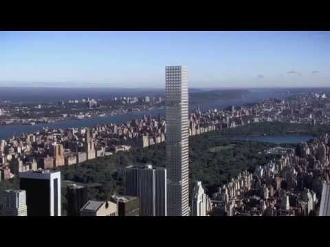 EXCLUSIVE: Building New York's Newest Skyscraper - 432 Park Avenue