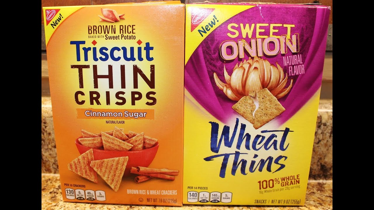 Cinnamon Honey Wheat Thins Recipe — Dishmaps