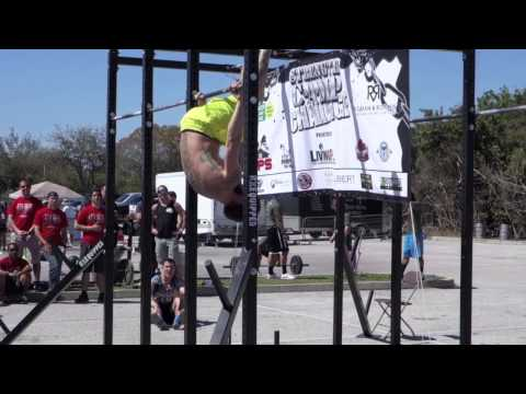 Barstarzz and I Muscle Up at the Strength Camp Challenge