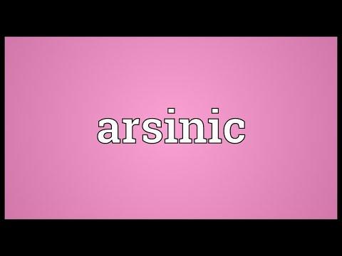 Header of arsinic