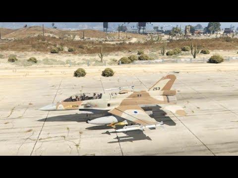 Израильский F-16I рухнул на частную землю. Хозяин подает в суд