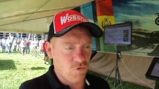Dakar 2016; Giancarlo Carignani alla giornata di riposo