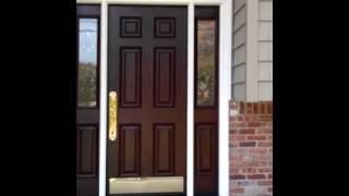(1.67 MB) Fiberglass Front Entry Door, Double Sidelights Wayne NJ, Passaic County Mp3