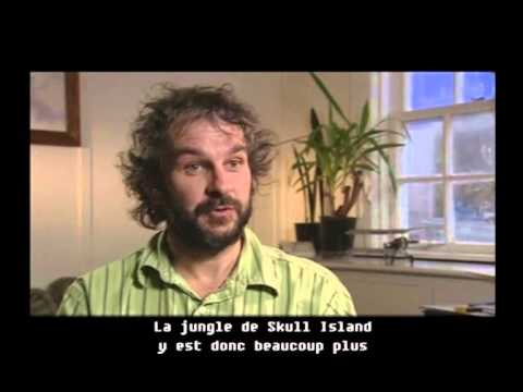 KING KONG ///  Peter Jackson Interview