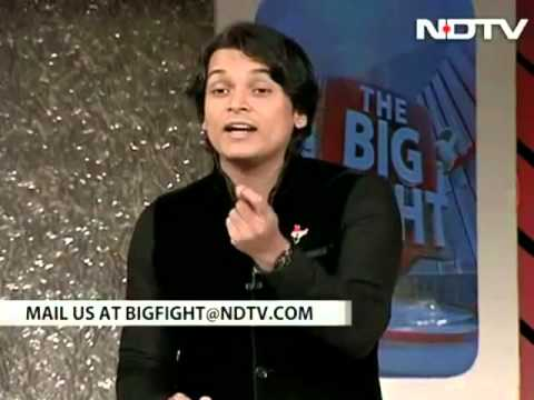 From male female equality to male female individuality - Rahul Easwar, NDTV