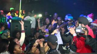 Webbie Video - Webbie Live in Baton Rouge Christmas 2013 @ The Compound Supa